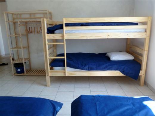 Chambre Chambord avec 5 couchages au rez-de-chaussée